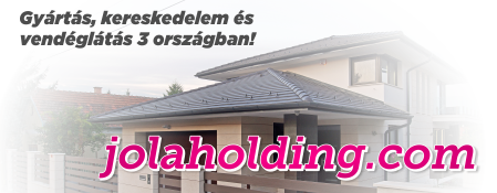 jolaholding.com - Gyártás, kereskedelem és vendéglátás 3 országban