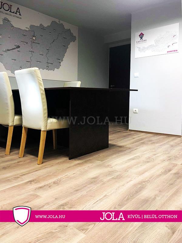 Laminált padló referencia