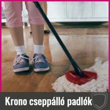 Cseppálló laminált padló - Krono
