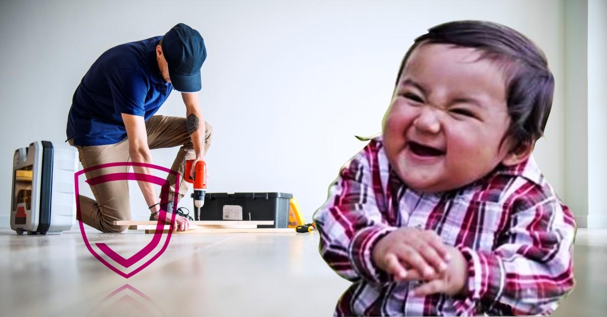 Otthonfelújítási támogatás – Padló